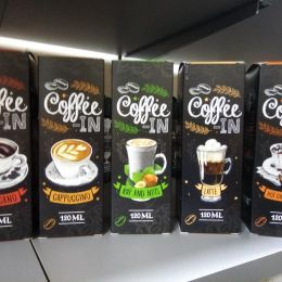 жидкость COFFEE-IN 120 мл