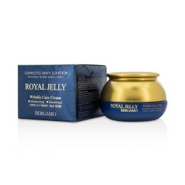 Bergamo Омолаживающий крем с маточным молочком BERGAMO Royal Jelly Cream