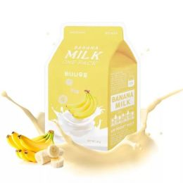 A'PIEU Тканевая маска с экстрактом банана Banana Milk One-Pack