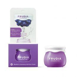 FRUDIA Интенсивно увлажняющий крем с черникой Миниатюра (10г) / Frudia Blueberry Hydrating Intensive Cream Jar