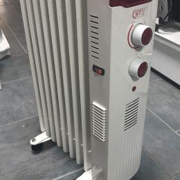 Масляный радиатор с вентилятором GipFel 9