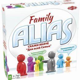 Скажи иначе для всей семьи. Алиас Family 2 (на русском)