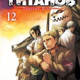Атака на Титанов Том 12