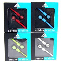 Наушники Adidas AD-8 зеленый