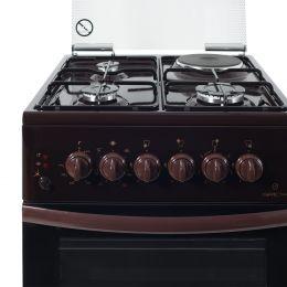 Плита комбинированная Greta исп 1470-00 (коричневая)