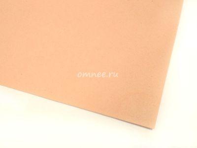 Фоамиран 1мм, 20х30 см, цв.: персиковый ВК-038