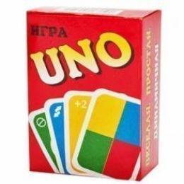 Карты игральные UaNdO UNO УНО