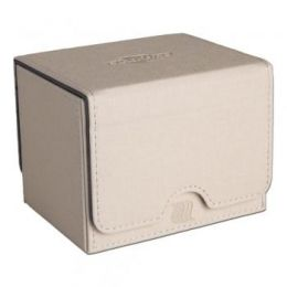 Коробочка Blackfire белая премиум на 100 карт
