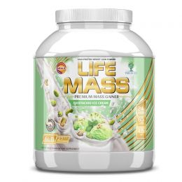 Tree of Life Life mass 2730kg Pistachio cream