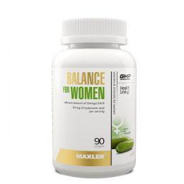 Maxler Balance for women 90 caps