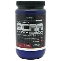 ULTIMATE NUTRITION, BCAA, банка 457гр. Cherry