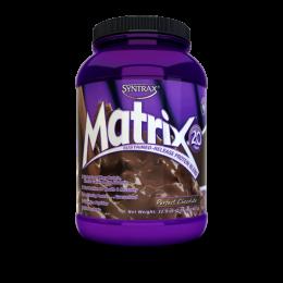 SYNTRAX Matrix 2.0 protein, банка 907г. Perfect chocolate