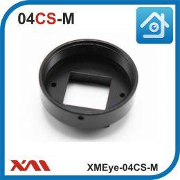 XMEye-04CS-M. Держатель объектива CS для камер видеонаблюдения. Металл.