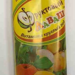 Фруктовый лаваш яблочно-абрикосовая