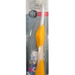 Dr. Lusso Nano Silver Toothbrush Мягкая зубная щетка с серебряным напылением.