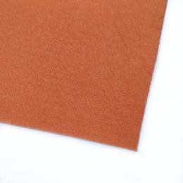 Фетр листовой мягкий 1,2 мм, 20х30 см, цв.: 082 рыжий