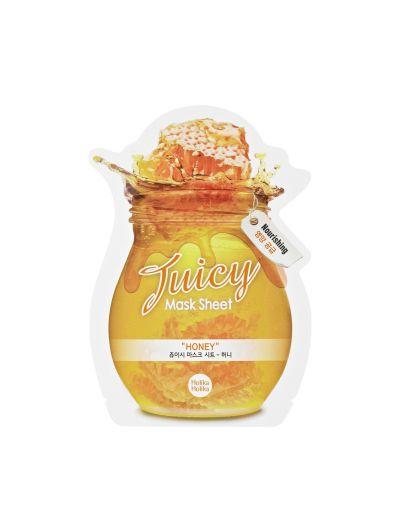 Holika Holika Тканевая маска с экстрактом меда Juicy Mask Sheet Honey