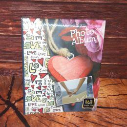 Альбом с карманами 10х15-200шт