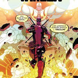 Marvel: Дэдпул против Таноса