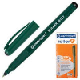 Ручка-роллер CENTROPEN STREAMLINE 0,3 мм черный