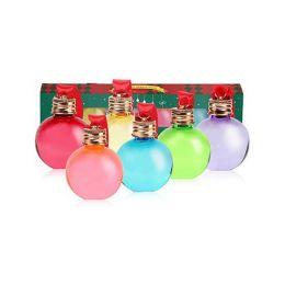 Новогодний набор гелей для душа и пены для ванны Buriel New Year Shower Gel Set