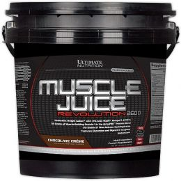 ULTIMATE NUTRITION, Muscle Juice, ведро 5,04кг. Chocolate crème