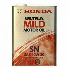 Моторное масло Ultra Mild SM 10W30 4L (минерал.) 08212-99904