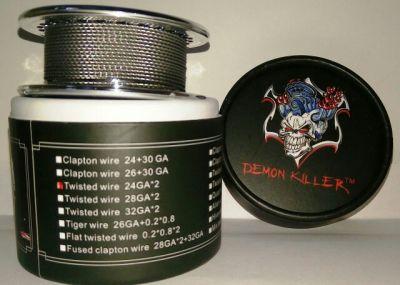 намотка Daemon Killer Twisted wire 24GA*2