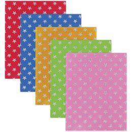 Фетр разноцветный лист А4