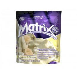 SYNTRAX Matrix 5.0 protein, дойпак 2,27кг. Bananas&cream