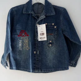 566-4 Рубашка 92-98