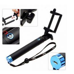 Монопод Bluetooth 20 черно-синий