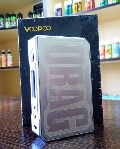Бокс-мод Voopoo Drag X007, 157W