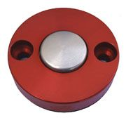 XMEye-EXIT-H5. Красный/серый. Кнопка выхода металлическая, накладная, НР.