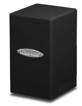 Коробочка Ultra-Pro Сатиновая Башня: Черная