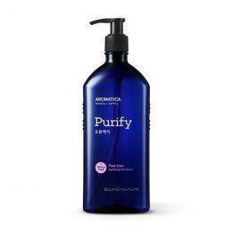 AROMATICA Tea Tree Purifying Shampoo 400ML Шампунь для жирных волос с чайным деревом