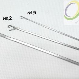 Крючок для поднятия петель металлический №1