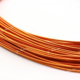 Канитель жесткая Orange 1 мм 5 гр (Индия)