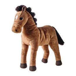 ОКЕНЛОПАРЭ Мягкая игрушка, лошадь