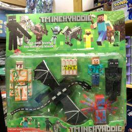 Набор фигурок Майнкрафт 6шт (Minecraft)
