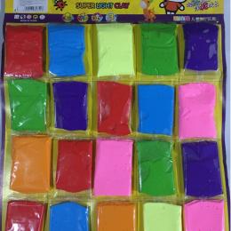 Повітряний пластилін (3-D клей)