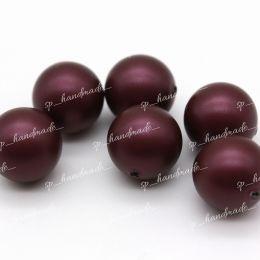 Жемчуг Swarovski 5810 12 мм Crystal Elderberry Pearl 1 шт