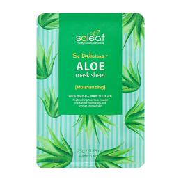 SOLEAF So Delicious Маска для экспресс-увлажнения с алоэ