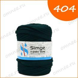 Трикотажная пряжа Simge, цв.: 404 т.зелёный