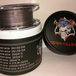 намотка Daemon Killer Twisted wire 30GA*2