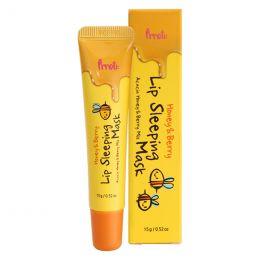 [PRRETI] Маска для губ Honey&Berry Lip Sleeping Mask, 15 гр