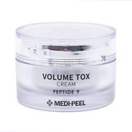 MEDI-PEEL Volume TOX Cream Крем с 9 пептидами повышающий упругость на основе гиалуроновой кислоты 50