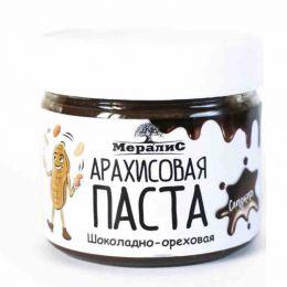Арахисовая паста Шоколадно-ореховая сладкая