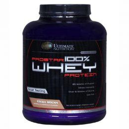 ULTIMATE NUTRITION, whey protein, банка 2,39кг. Cocoa mocha