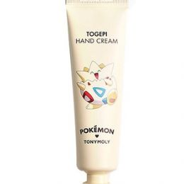 TONY MOLY Крем для рук лимон Hand Cream (Pokemon Edition) Togepi